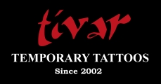 Tivar Temporary Tattoos